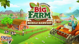 Big Farm Mobile Harvest for Windows 10/ 8/ 7 or Mac