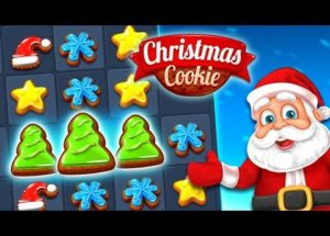 Christmas Cookie – Santa Claus's Match 3 Adventure for Windows 10/ 8/ 7 or Mac