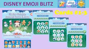 Disney Emoji Blitz – Holiday for Windows 10/ 8/ 7 or Mac