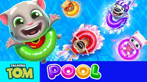 Talking Tom Pool for Windows 10/ 8/ 7 or Mac