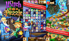 Witch Puzzle – New Match 3 for Windows 10/ 8/ 7 or Mac